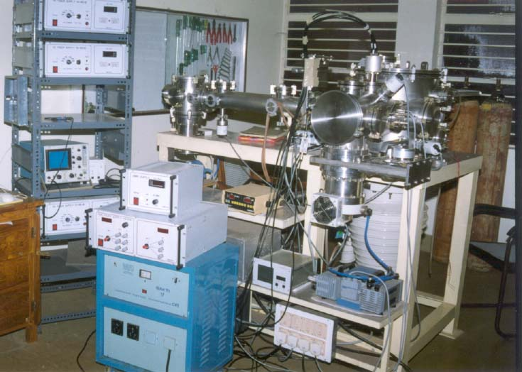 A view of the Cluster Laboratory